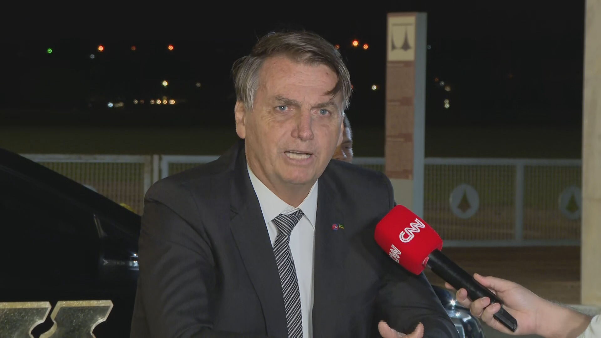 O presidente Jair Bolsonaro (sem partido) (08.abr.2021)