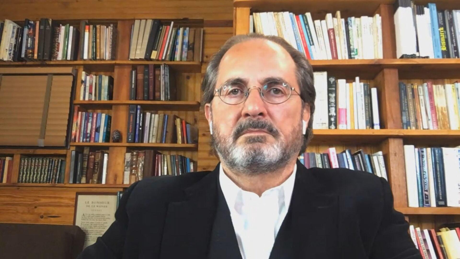O psiquiatra e psicanalista Jorge Forbes (08.abr.2021)