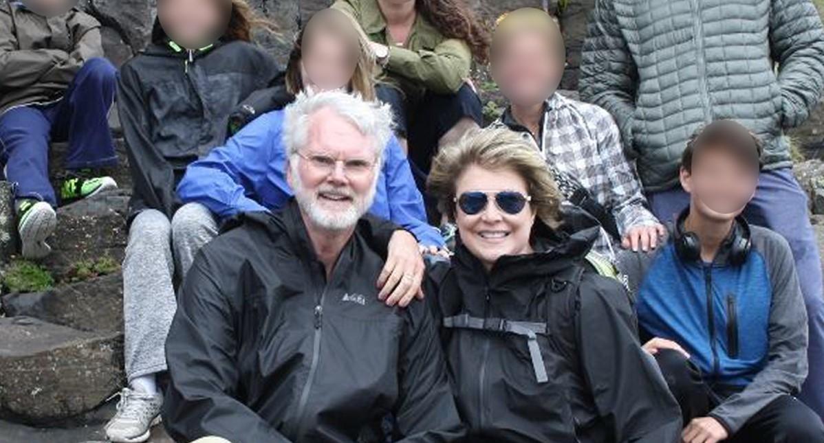 Robert e Barbara Lesslie