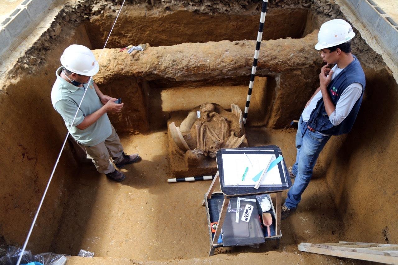 sítio arqueológico Salvador