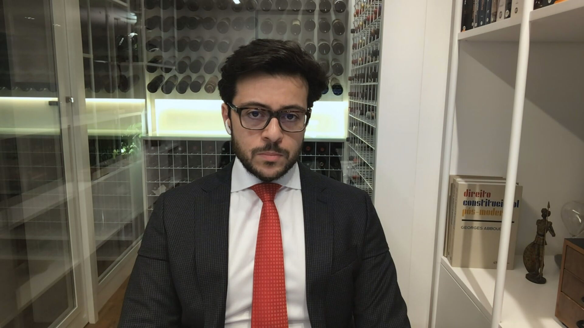 O advogado e professor da PUC-SP, Georges Abboud (15.abr.2021)