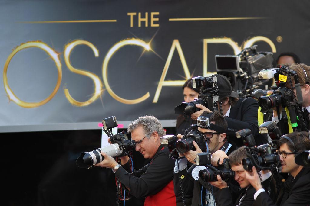 Tapete vermelho Oscar 2020