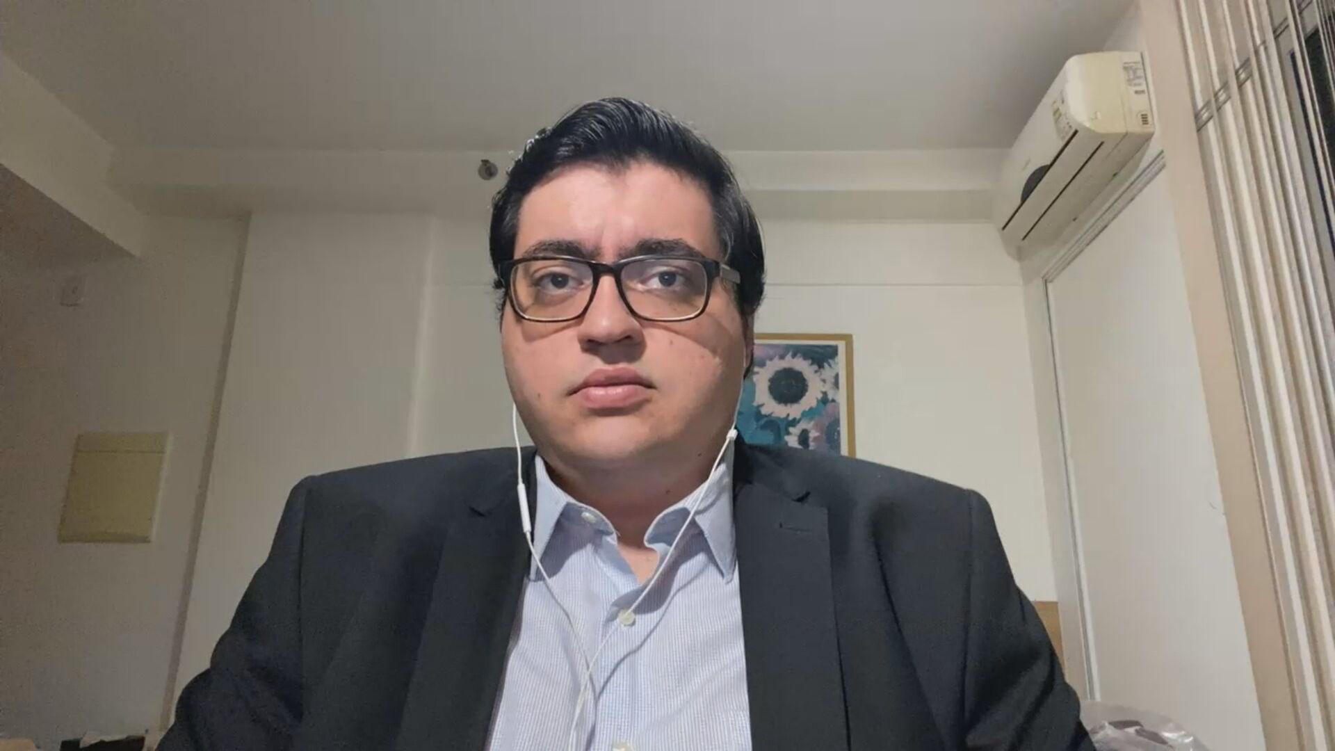 O economista e diretor executivo da Instituição Fiscal Independente Felipe Salto