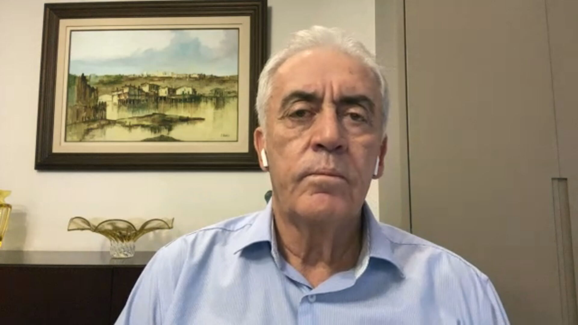 O senador Otto Alencar (PSD-BA) conversou com a CNN sobre a CPI da Covid