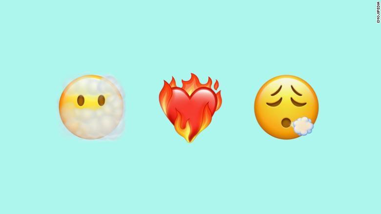 Novos Emojis Apple