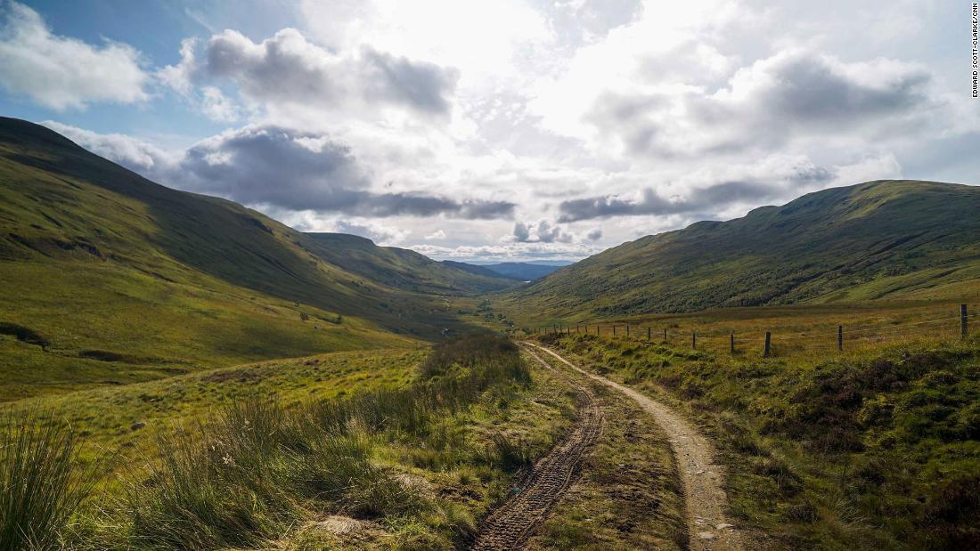 Turfeiras da Escócia