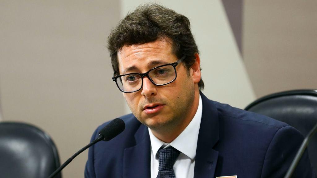 ex-secretário de Comunicação Fabio Wajngarten