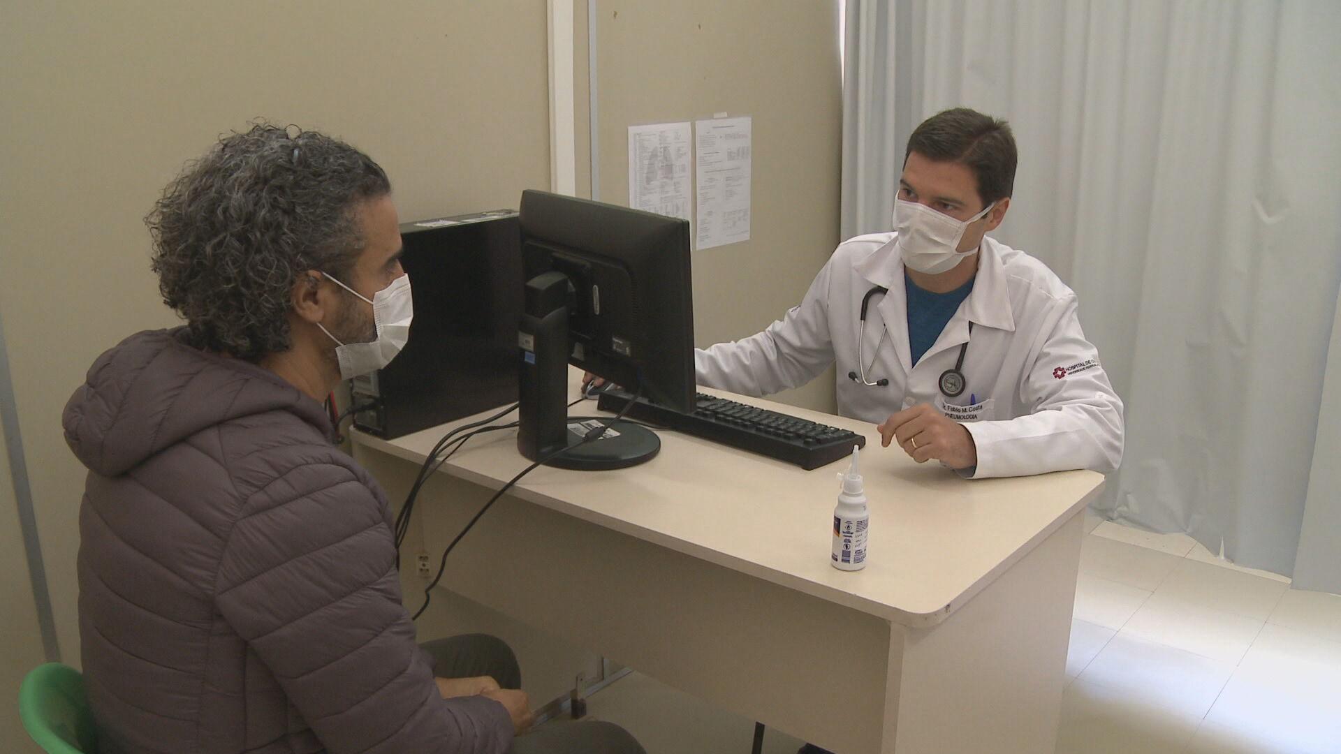 Curitiba terá centro de tratamento pós-Covid