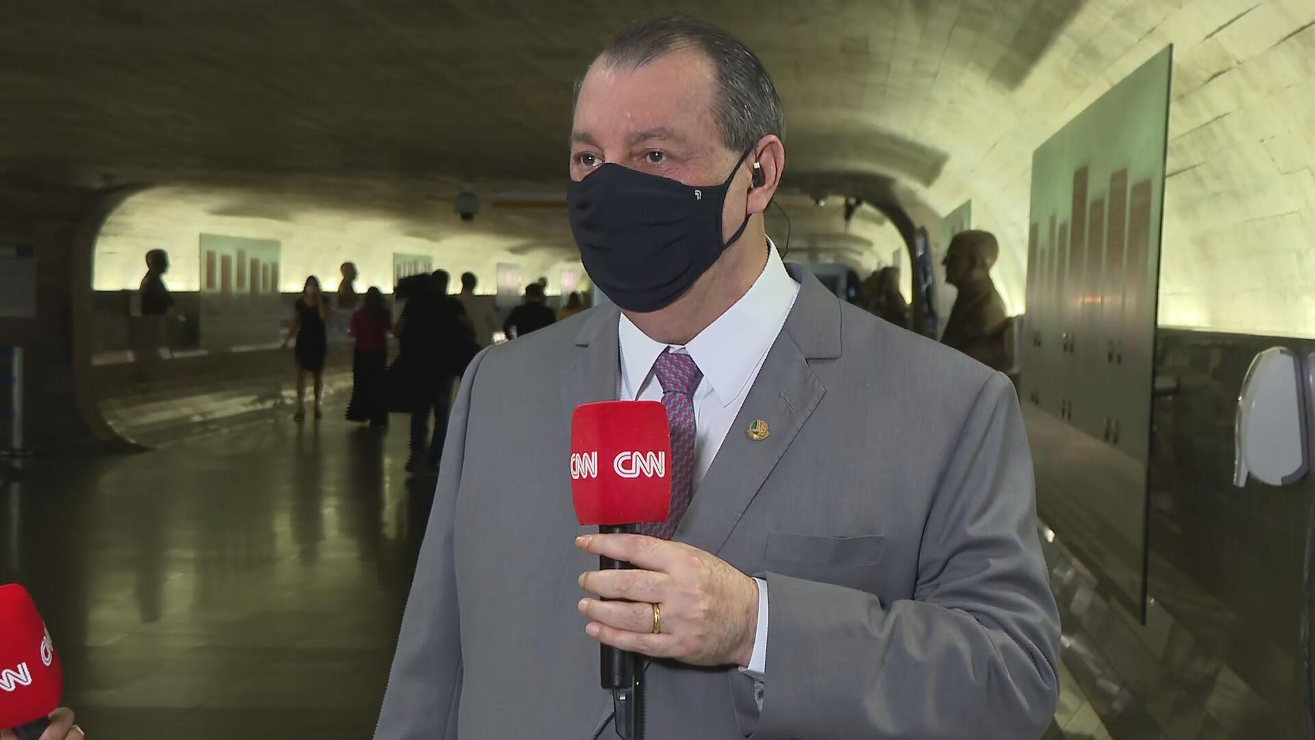 Omar Aziz, presidente da CPI da Pandemia