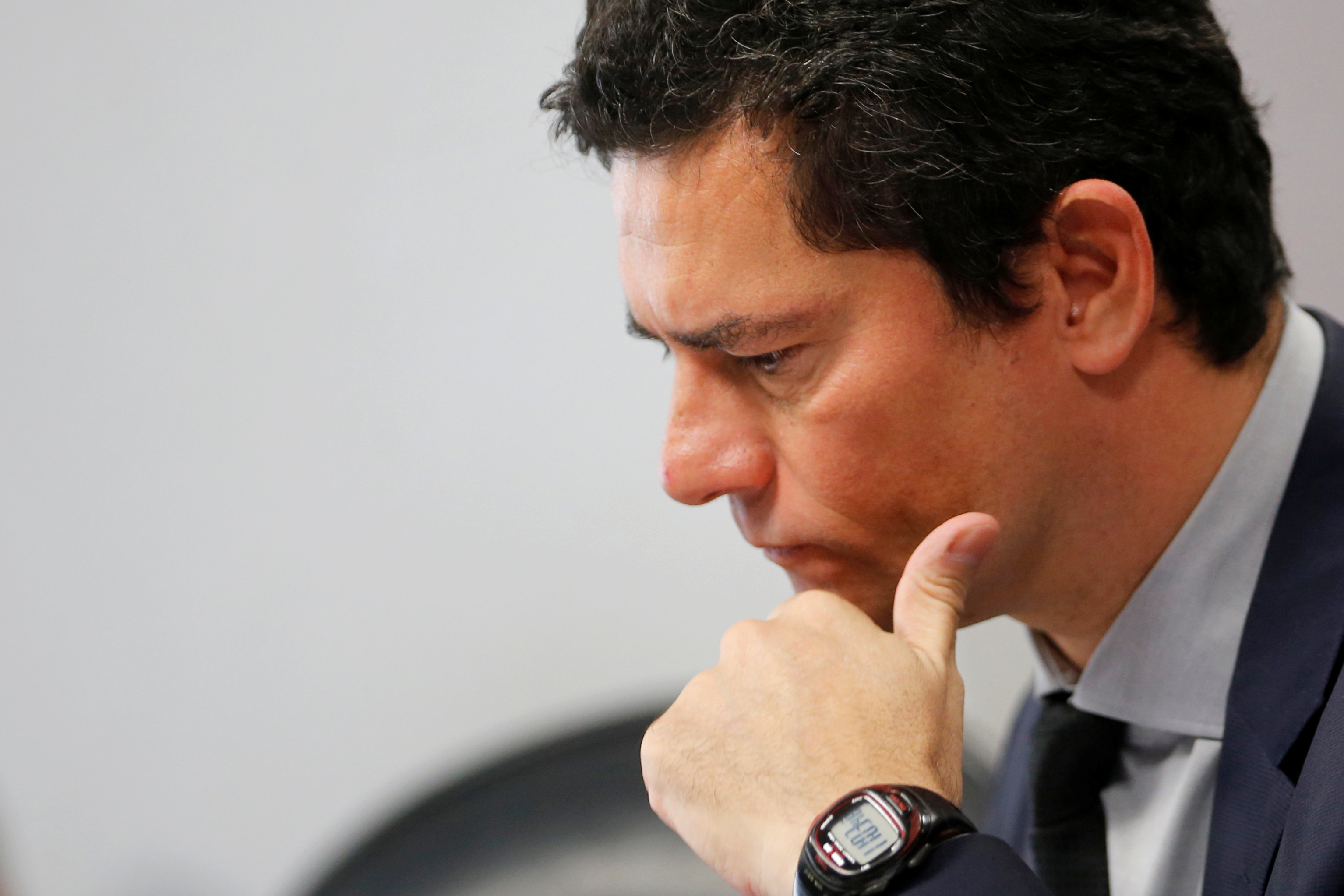 Sergio Moro, Ministro da Justiça, Segurança Pública