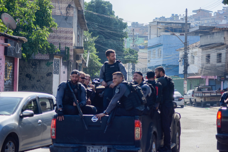 Operação policial deixou pelo menos 25 mortos