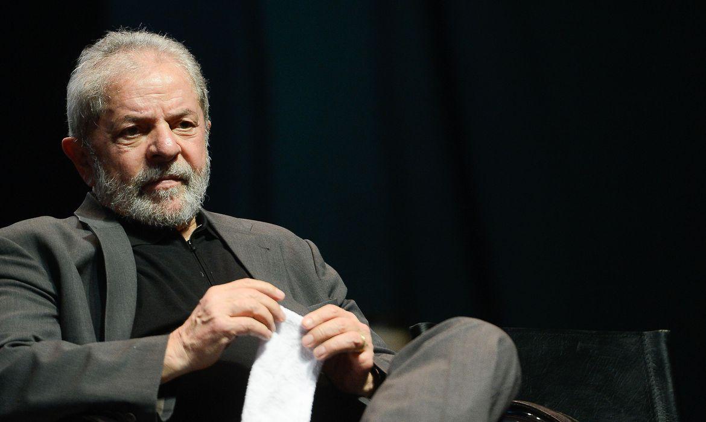 Lula evento Rio de Janeiro