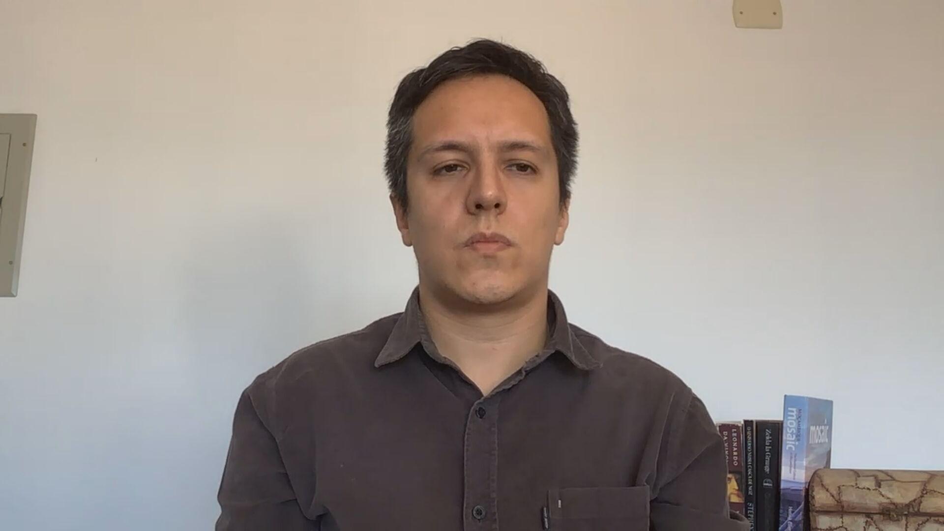 Infectologista Antônio Flores (09 de maio de 2021)