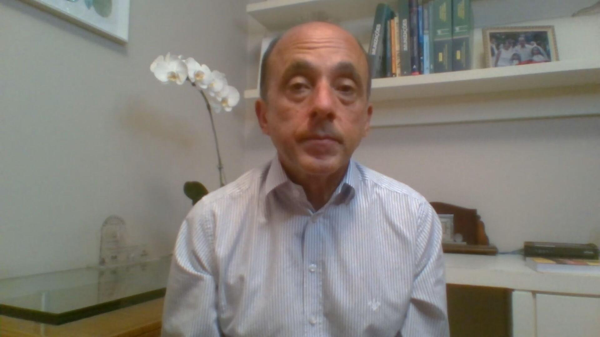Renato Kfouri, infectologista e diretor da Sociedade Brasileira de Imunizações