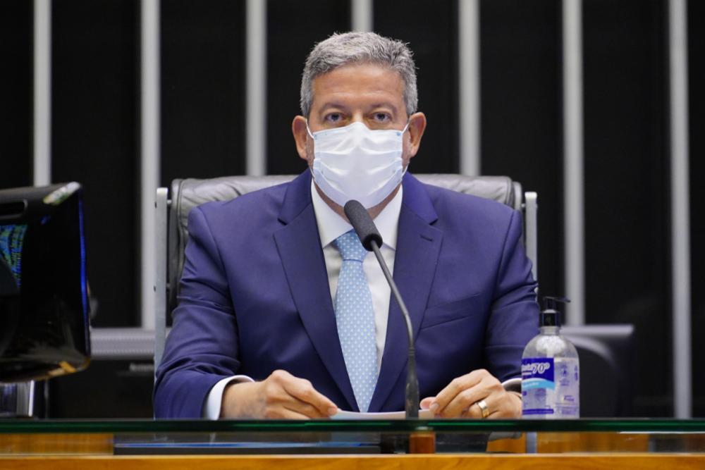 Presidente da Câmara, dep. Arthur Lira (PP - AL)
