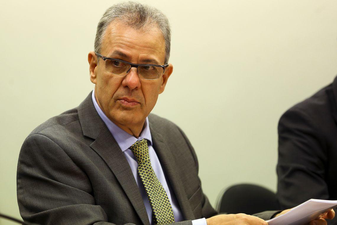 O ministro de Minas e Energia Bento Albuquerque