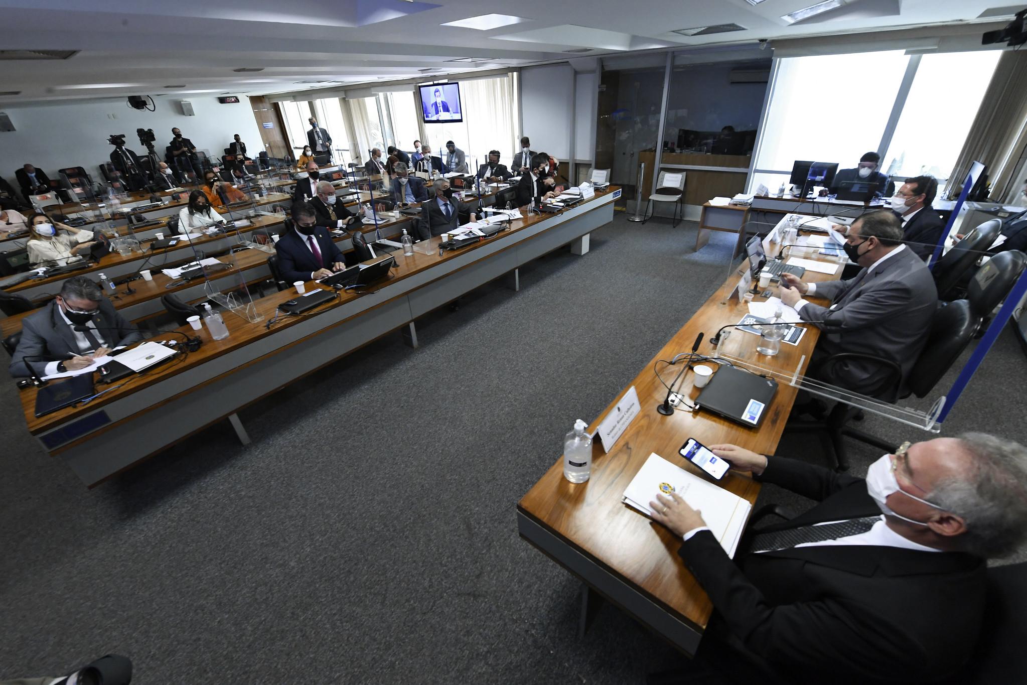 CPI da Pandemia investiga ações e omissões no combate à pandemia de Covid-19