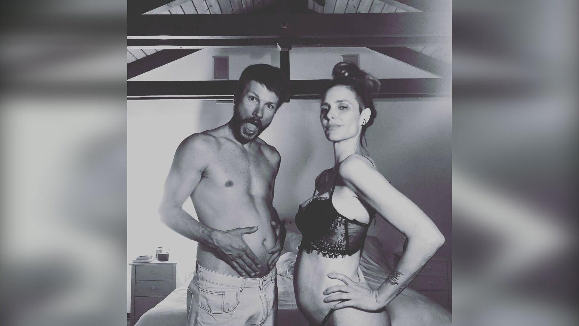 Rodrigo Hilbert e Fernanda Lima comeram placenta da filha caçula em 2019