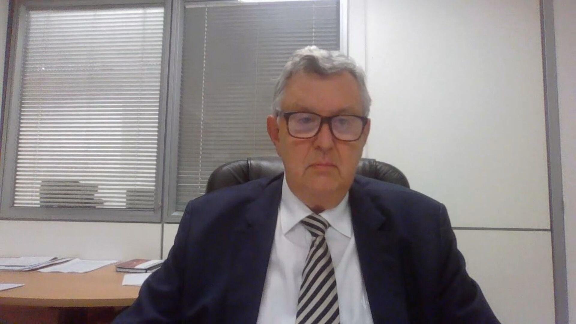 Senador Luiz Carlos Heinze (PP-RS) em entrevista à CNN (13.mai.2021)