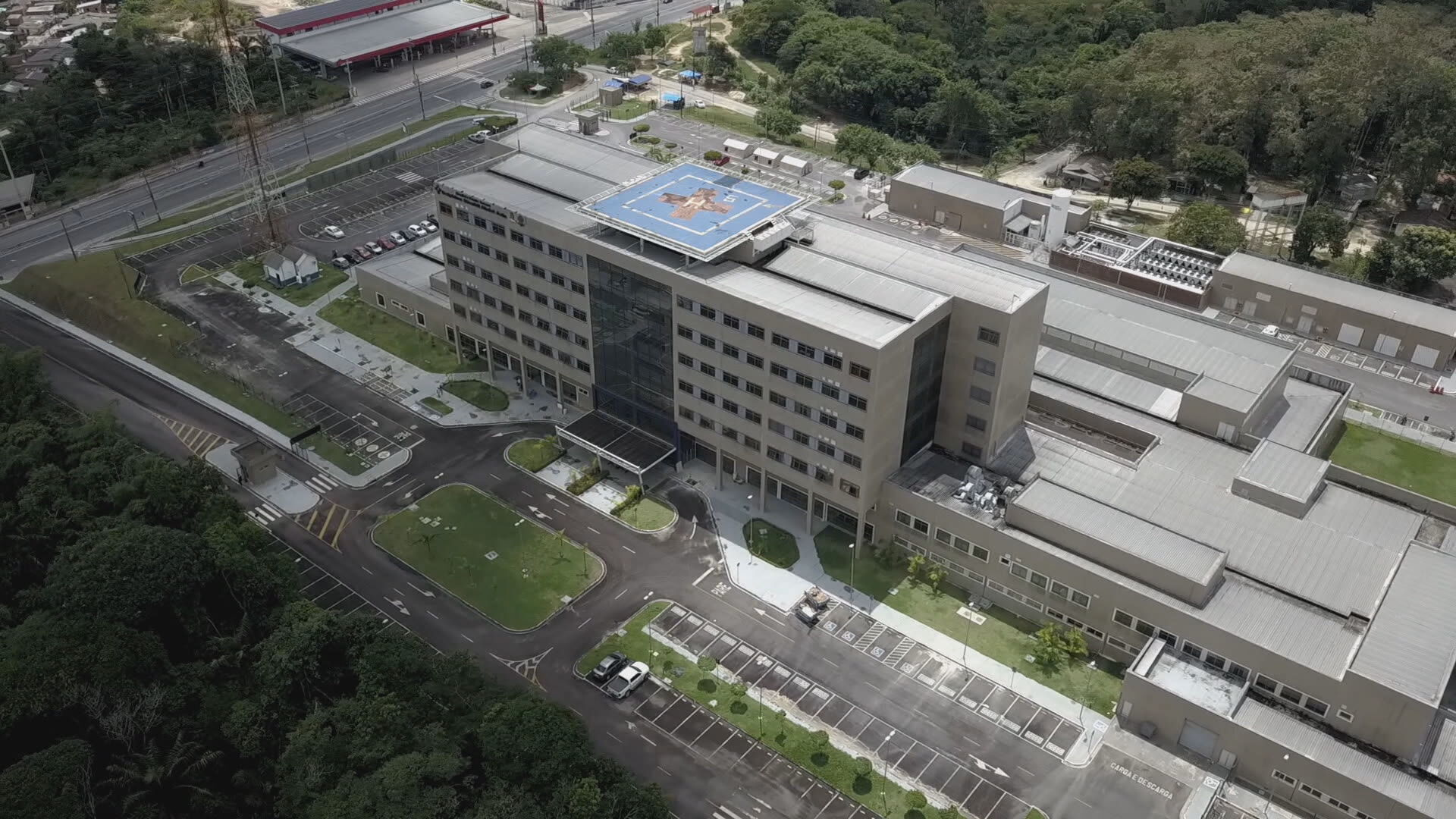 Hospitais em Manaus (Amazonas) estão à beira da lotação máxima (26.abr.2020)