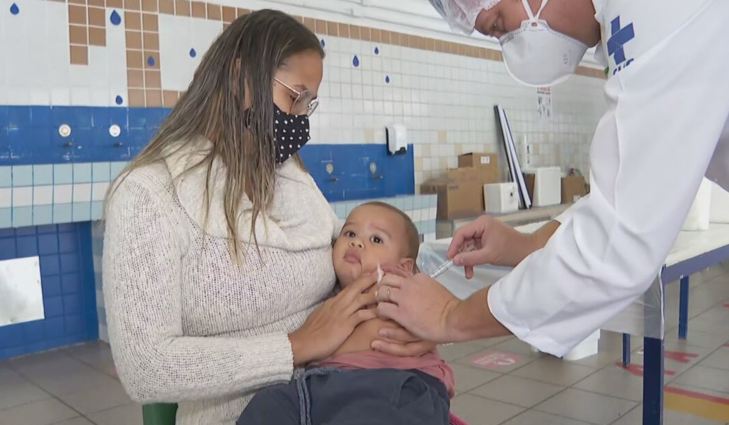 Dia D vacina contra a gripe (15 de maio de 2021)