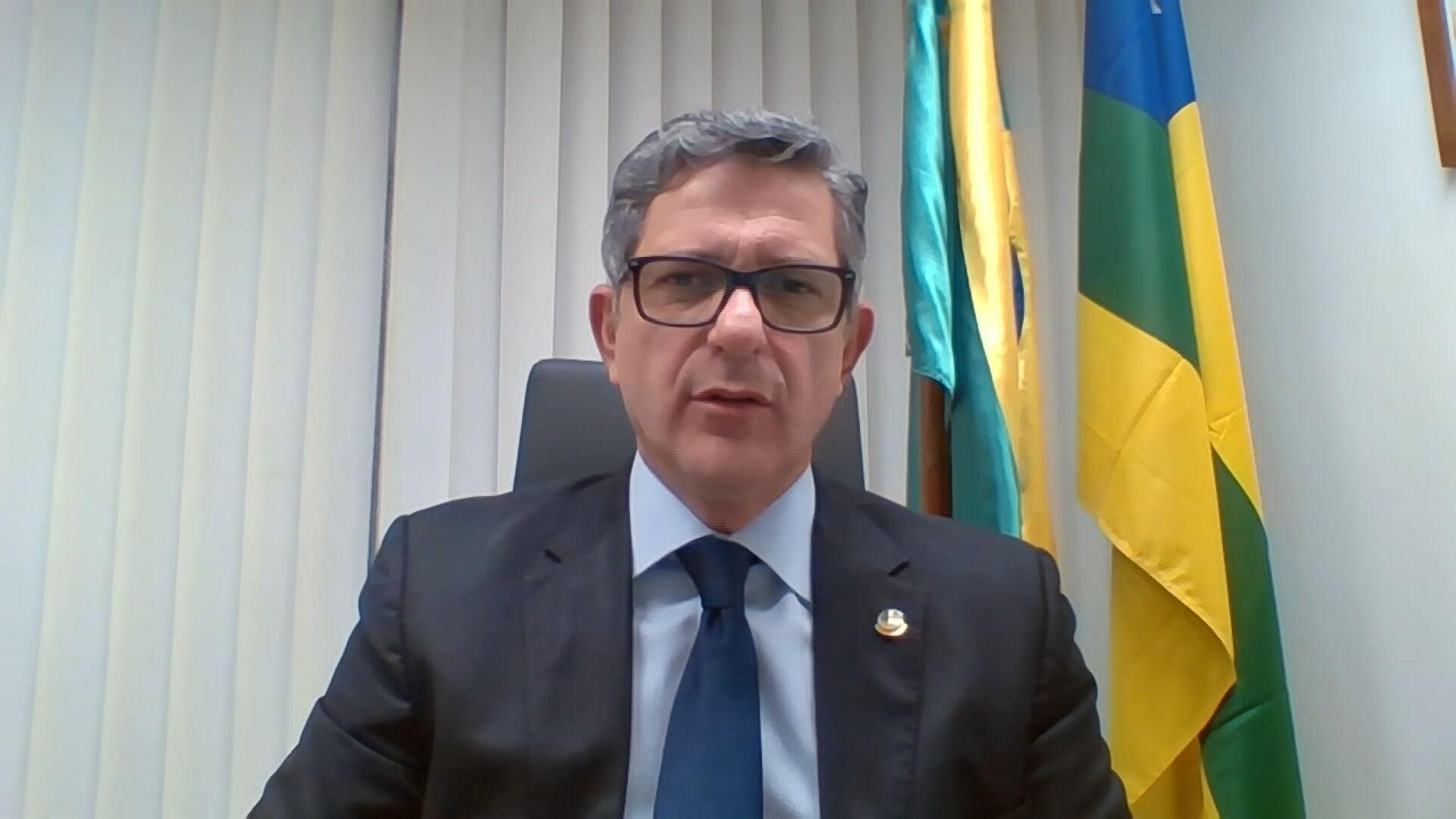 Senador Rogério Carvalho (PT-SE)