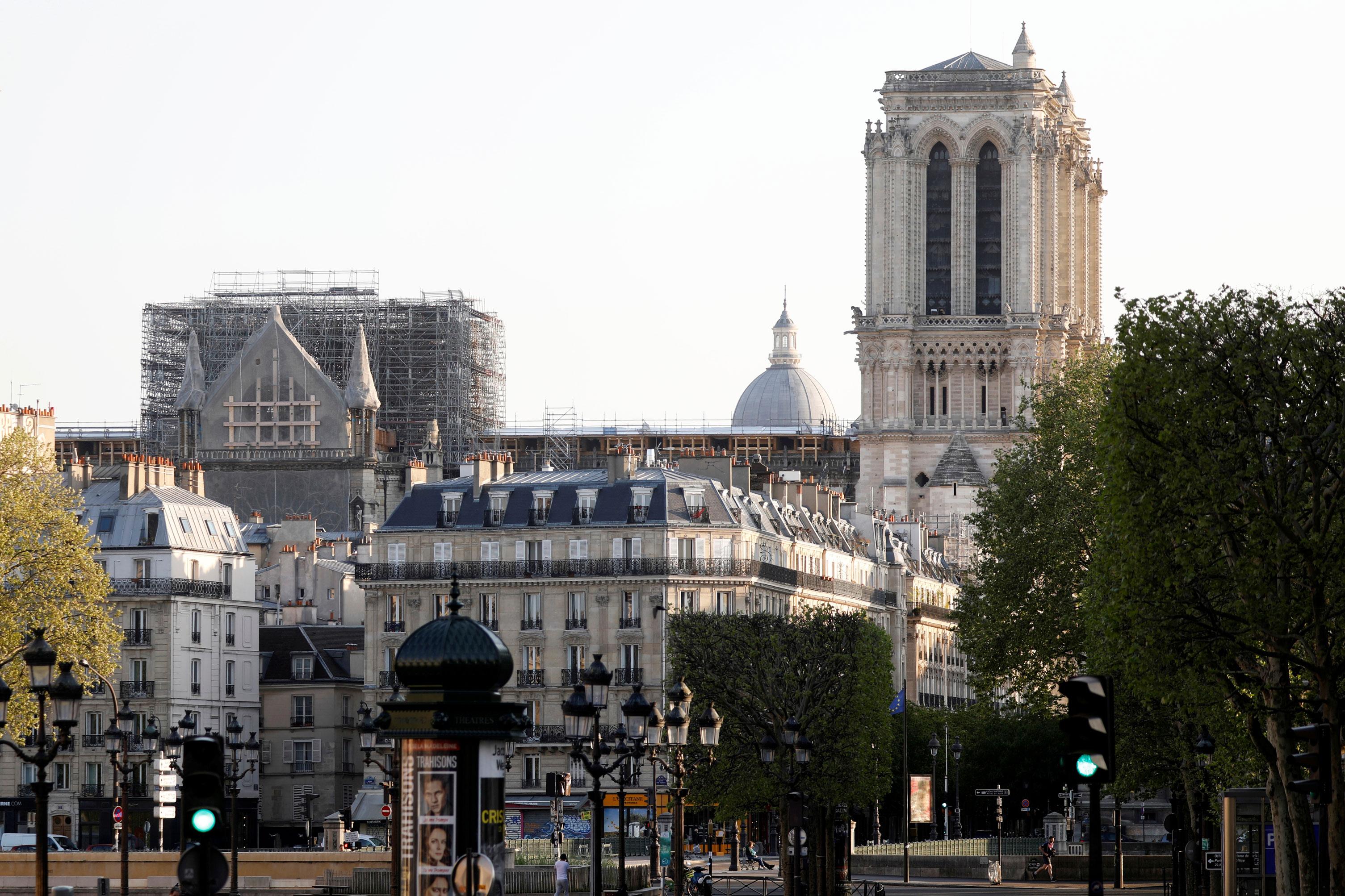 Catedral de Notre-Dame, em Paris