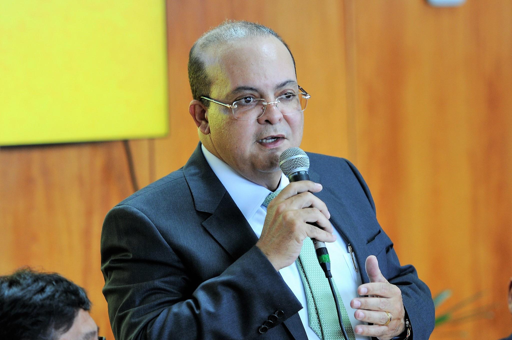 Ibaneis Rocha, Governo, Distrito Federal