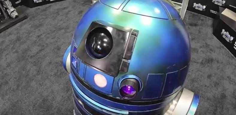 Androide R2 de 'Star Wars: Rise of Skywalker' será leiloado