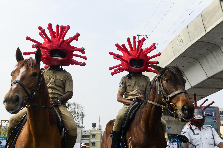 coronavírus, Índia