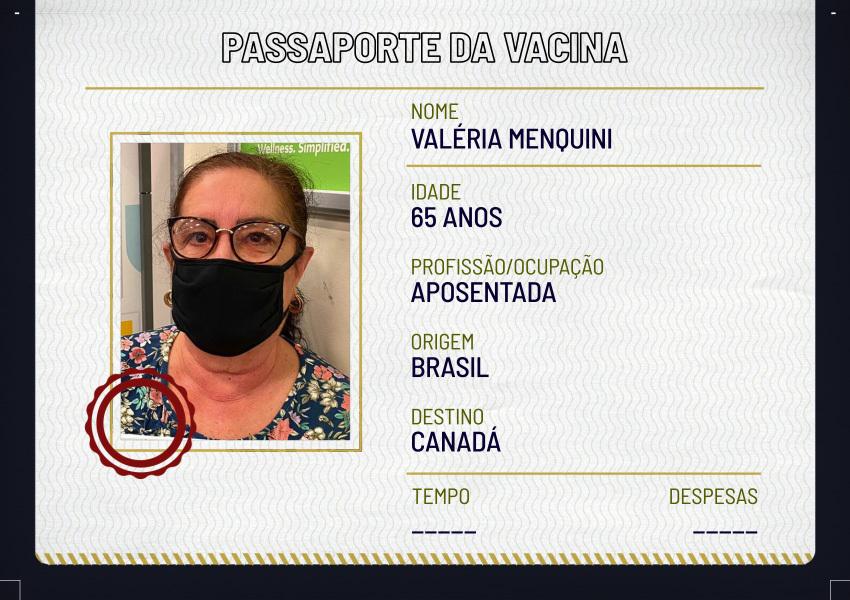 Deslocamentos: Valéria Menquini
