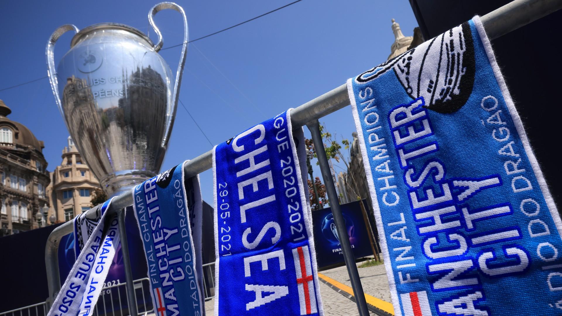 Grande final da Liga dos Campeões coloca frente a frente duas novas potências do