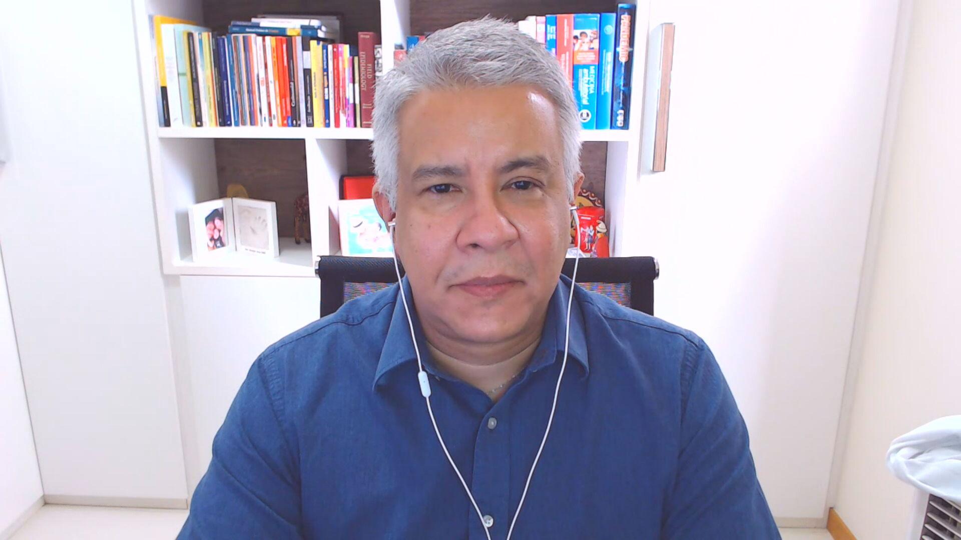 Wanderson de Oliveira, secretário de Serviços Integrados de Saúde do STF