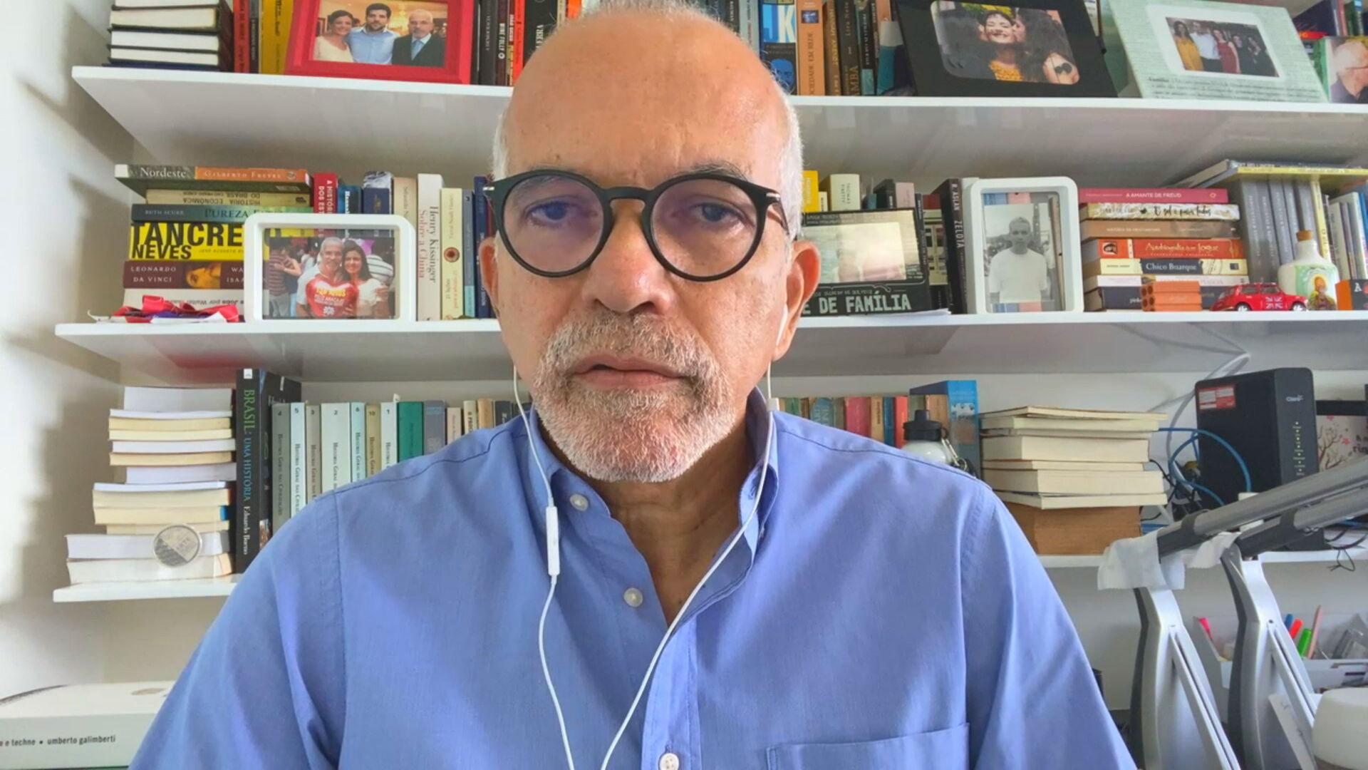 Presidente da Frente Nacional de Prefeitos, Edvaldo Nogueira (30-05-2021)