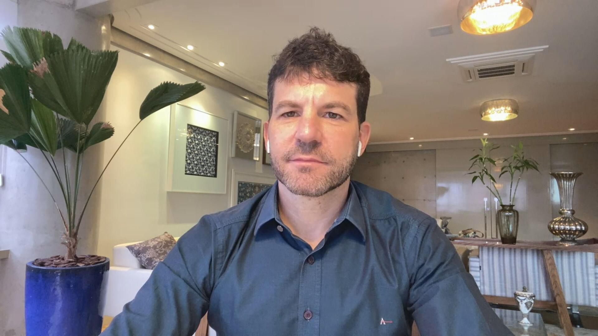 Diretor da Confirp Consultoria Contábil, Richard Domingos