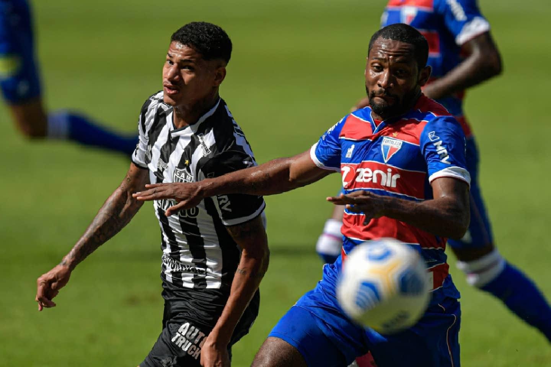 O Fortaleza bateu o Atlético Mineiro por 2 a 1 na primeira rodada do Brasileirão