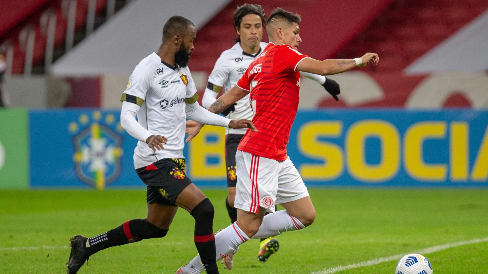 Internacional X Sport disputam partida válida pela primeira rodada do Campeonato