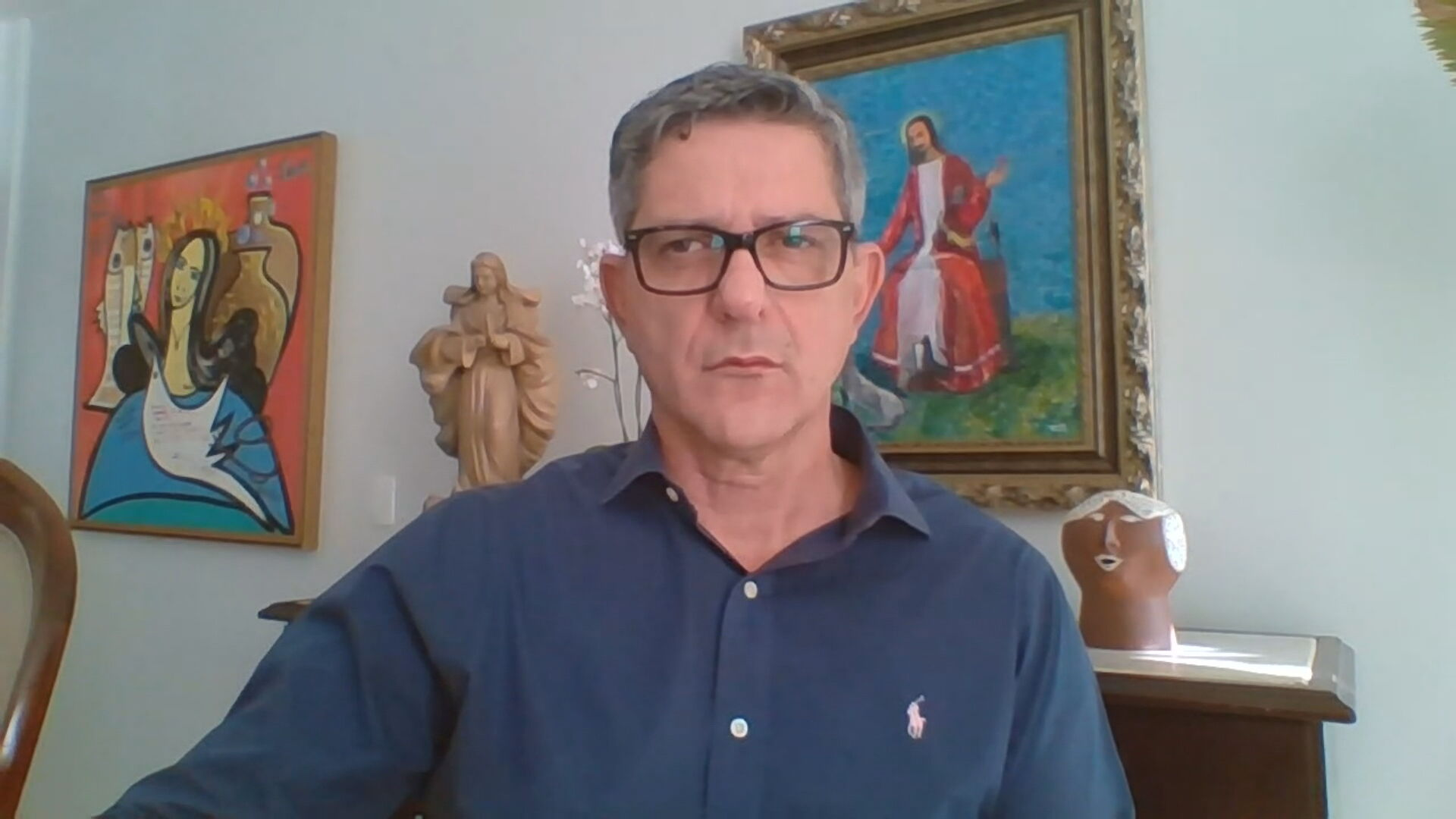 Senador Rogério Carvalho (PT-SE), suplente da CPI da Pandemia