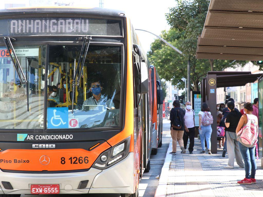 São Paulo, transporte público, COVID-19