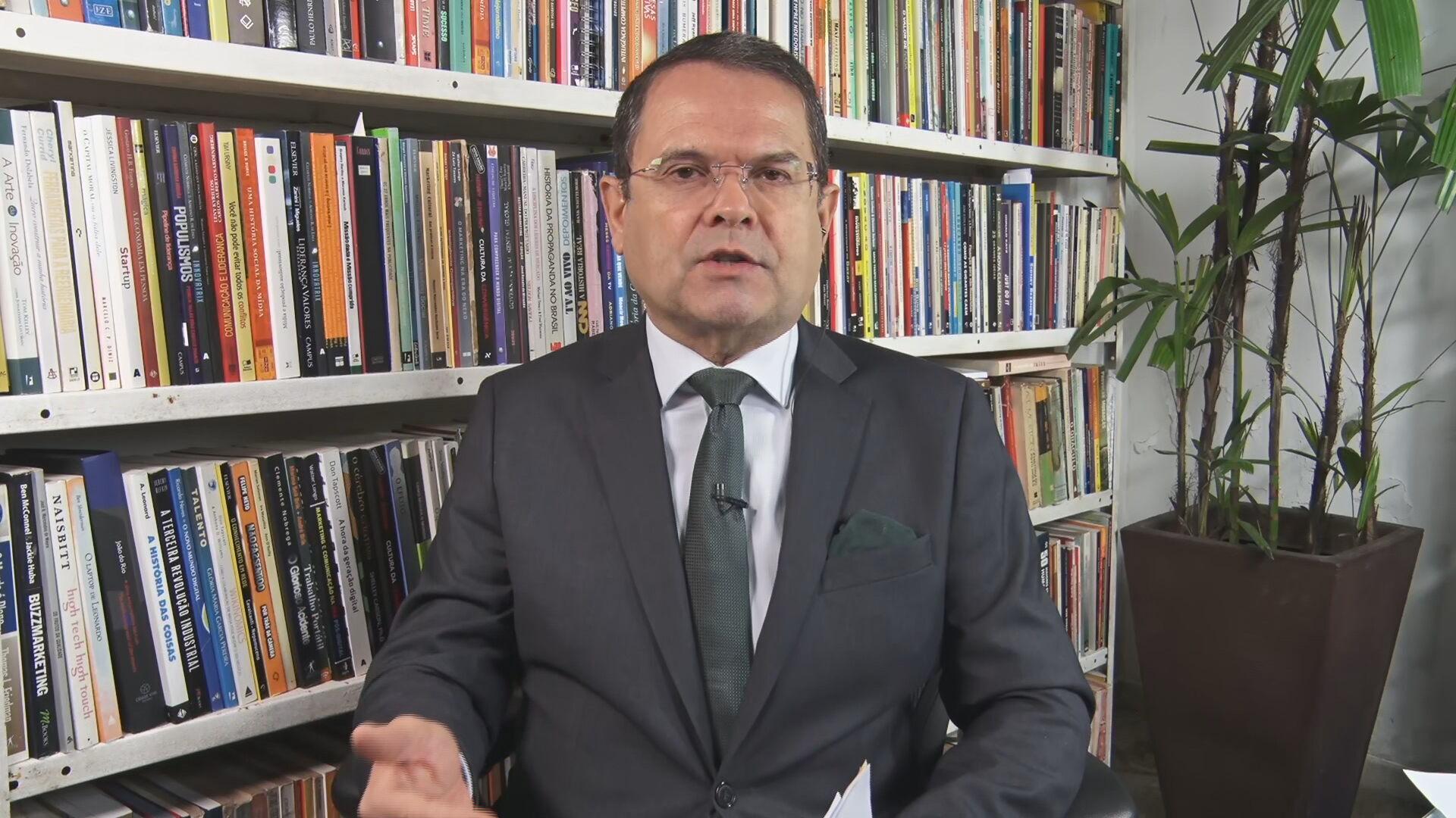 Sidney Rezende, no quadro Liberdade de Opinião (02 de junho o de 2021)