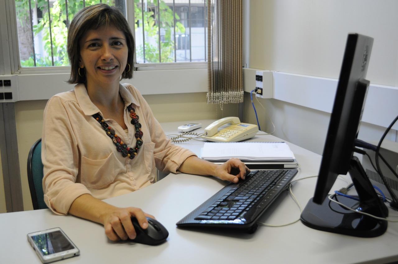 Engenheira química Leda Castilho