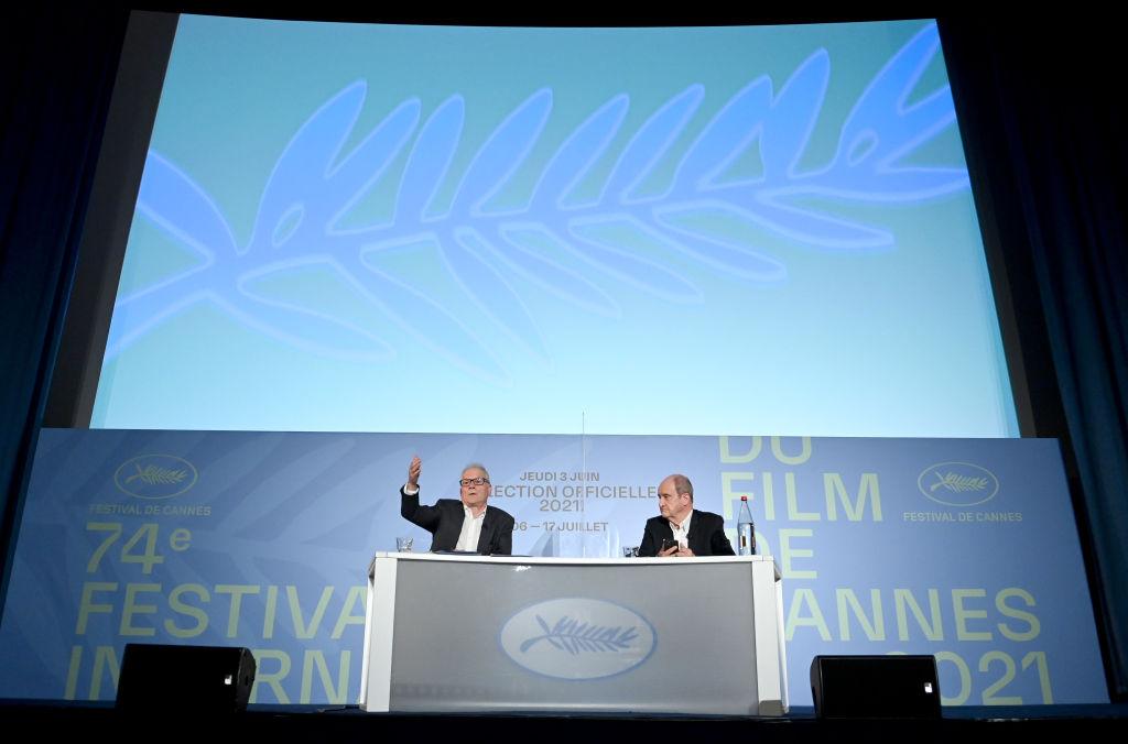 Anúncio da seleção dos filmes que concorrerão ao 74º Festival de Cinema de Canne
