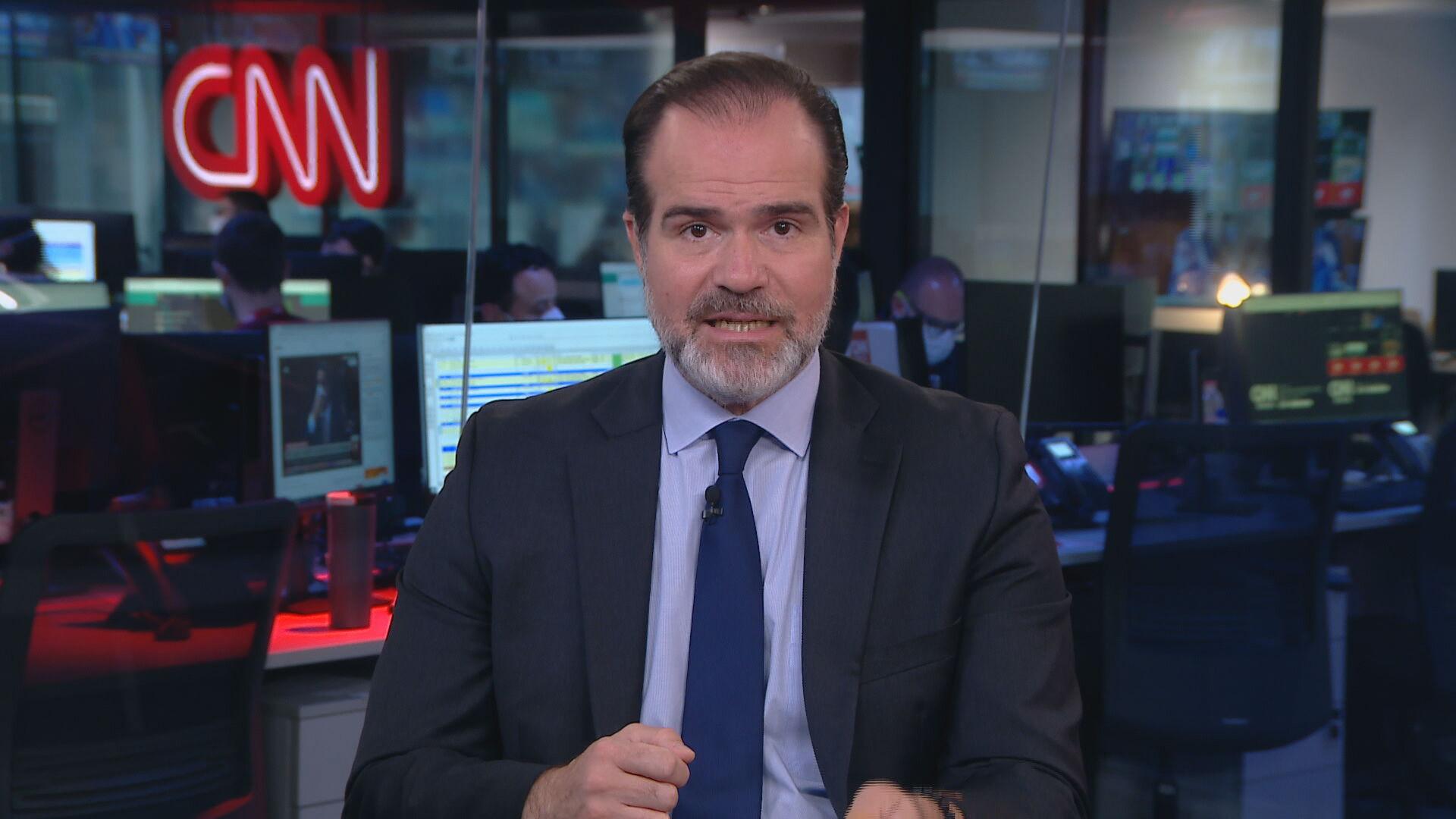 O presidente do BID, Mauricio Claver-Carone, em entrevista à CNN