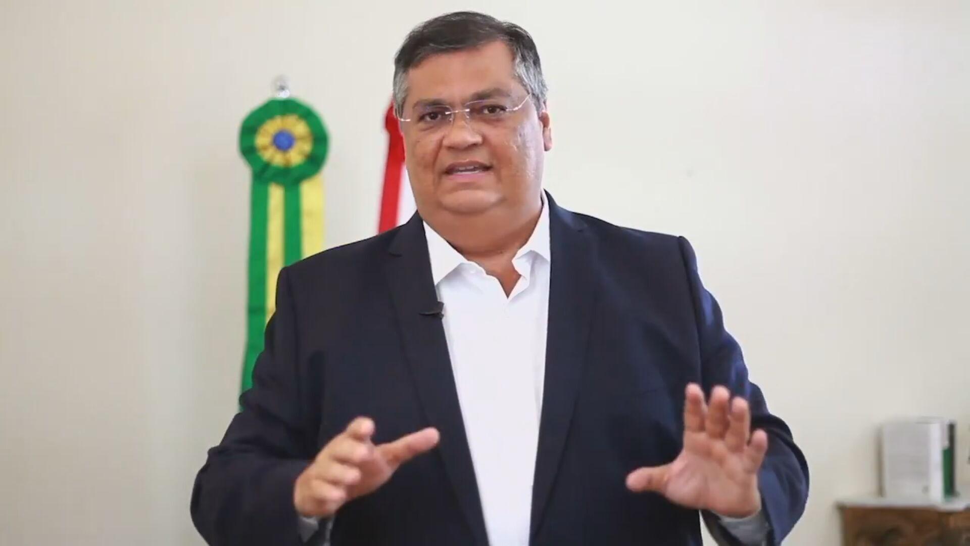 Flávio Dino (PCdoB), governador do Maranhão (05.jun.2021)