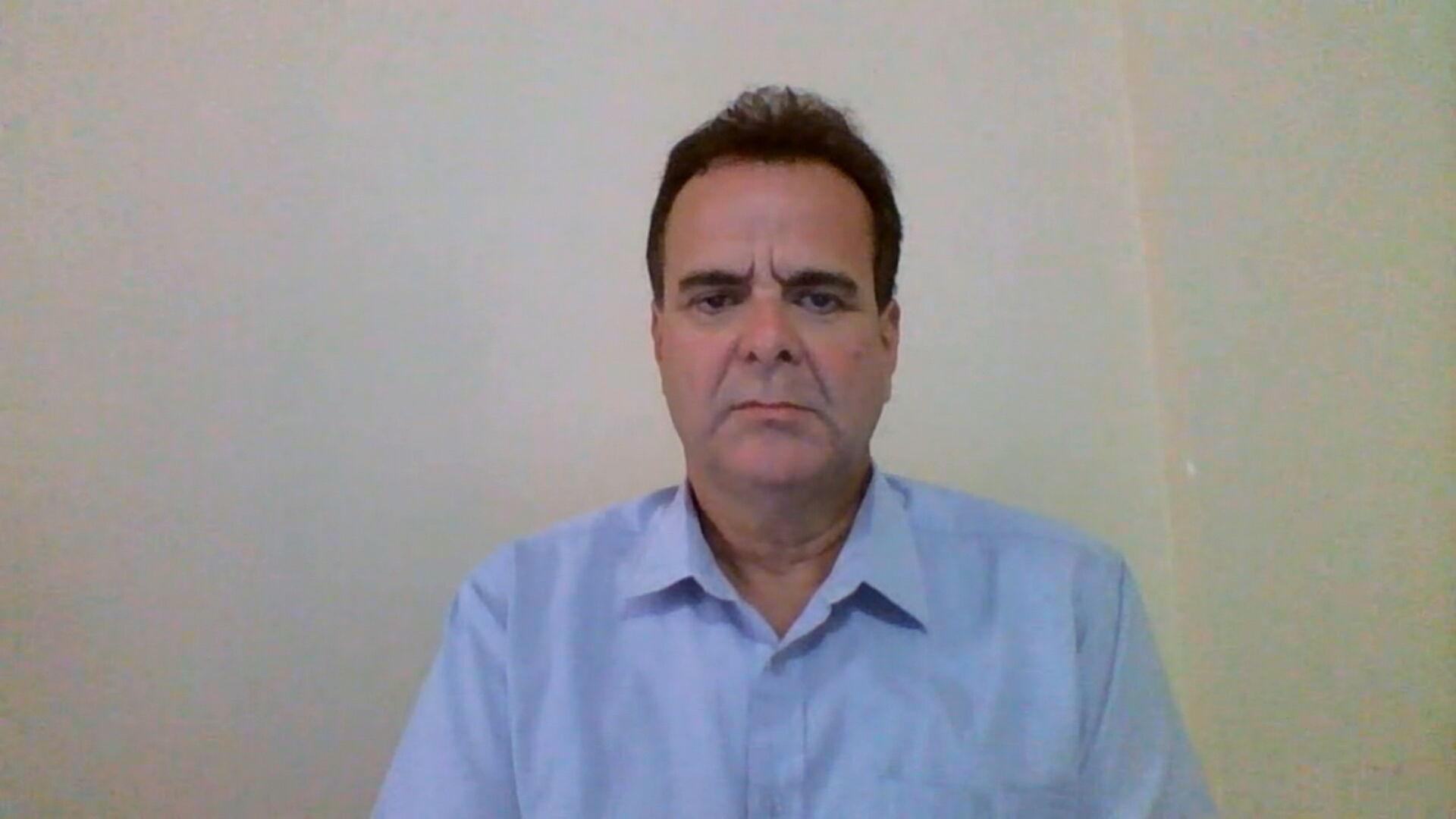 Alexandre de Lucas, secretário nacional de Defesa Civil (06.jun.2021)