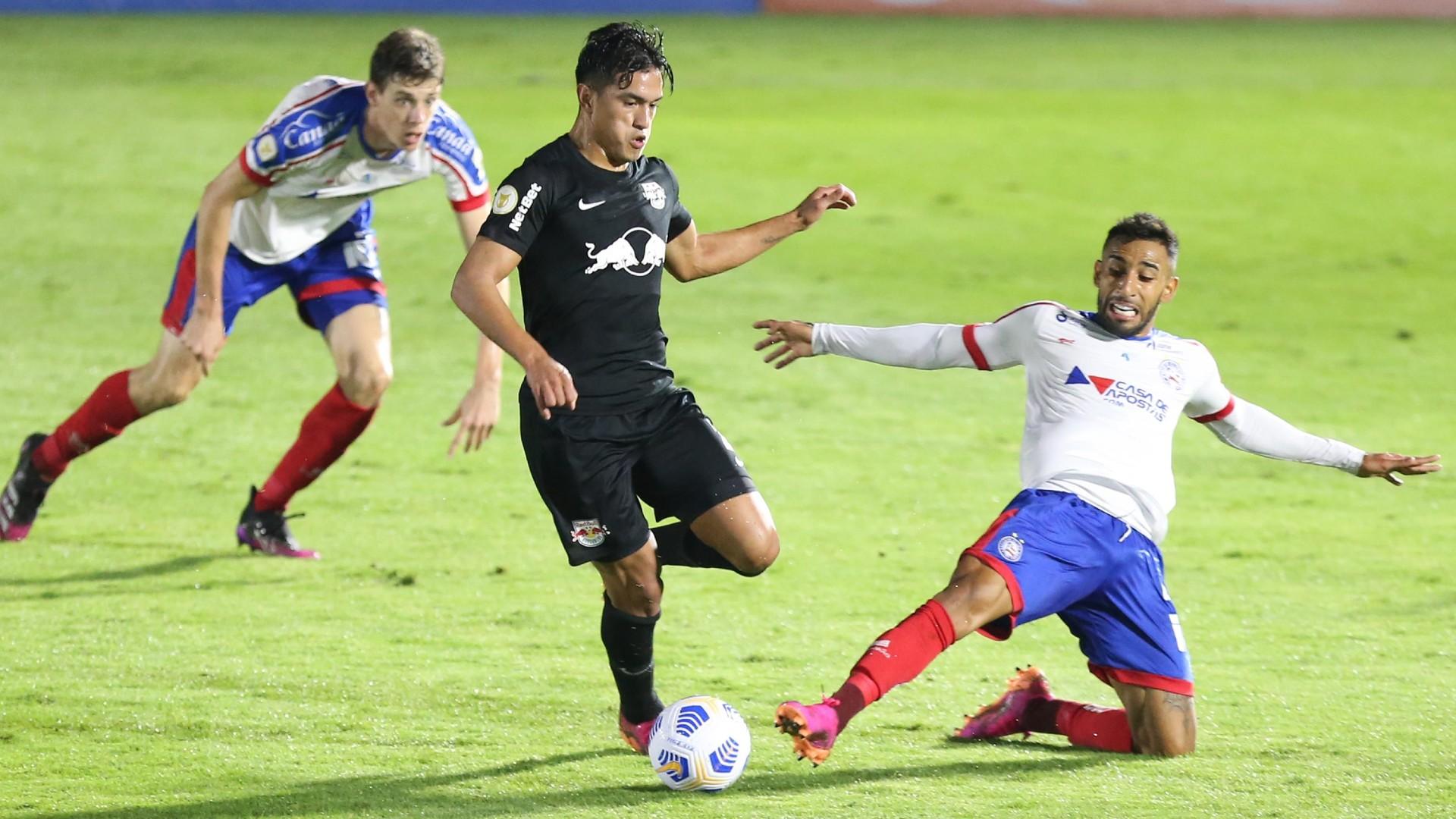 Bragantino e Bahia fizeram um dos jogos mais movimentados da segunda rodada