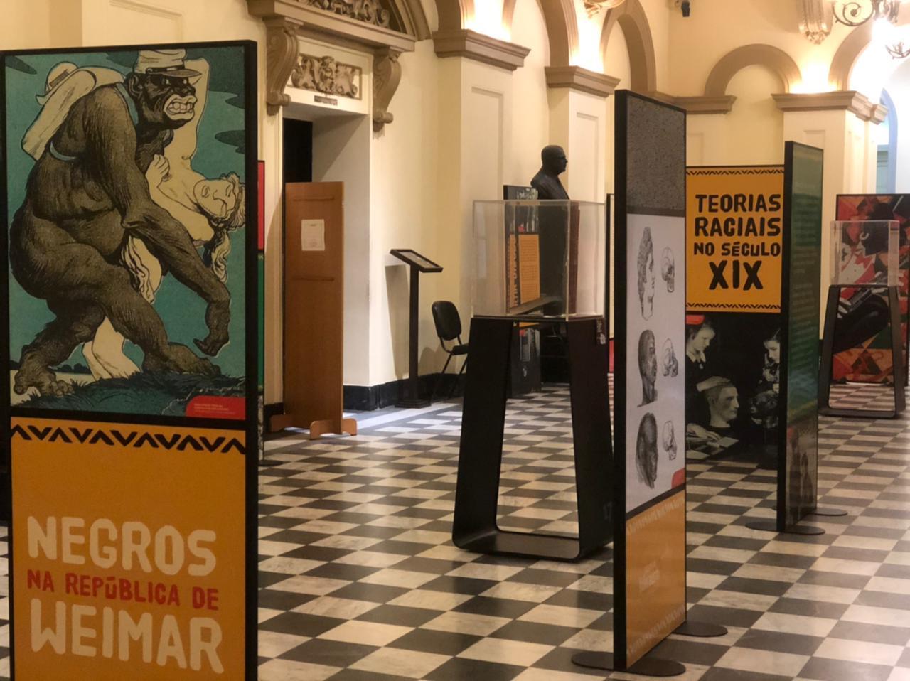 Museu da Justiça no RJ exibe exposição sobre Holocausto