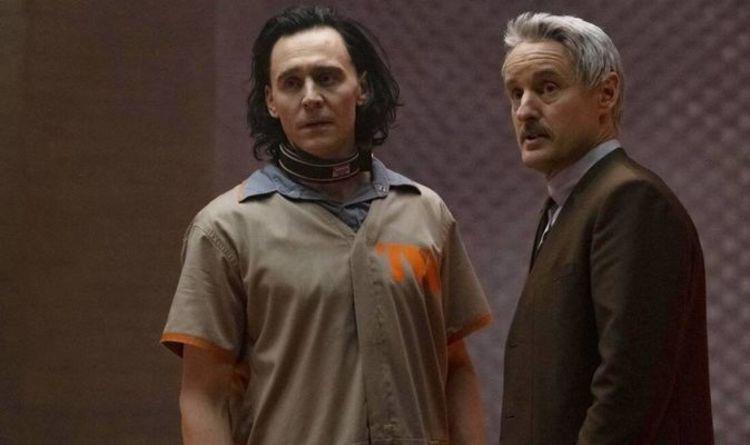 Loki (Tom Hiddleston) e Mobius (Owen Wilson)