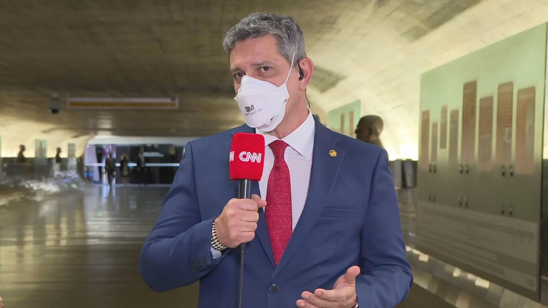 Senador Rogério Carvalho (PT)