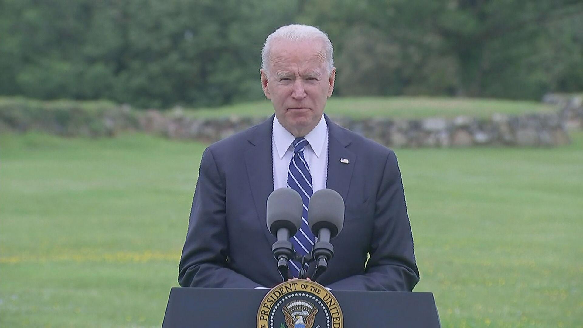 Joe Biden, presidente dos Estados Unidos